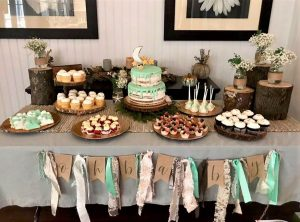 Baby Shower Spread